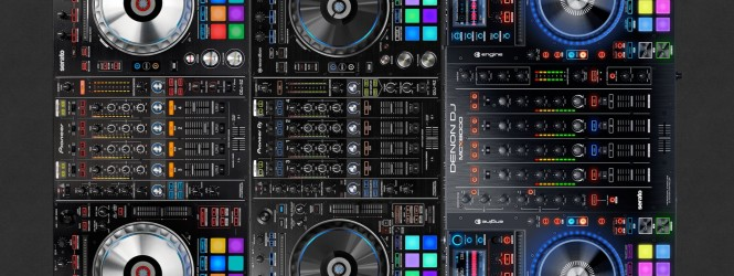 Choosing The Right DJ Controller: DDJ-SZ vs. DDJ-RZ vs. MCX8000